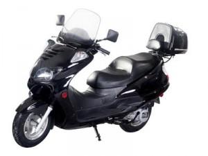 scooter Ono 150cc devant