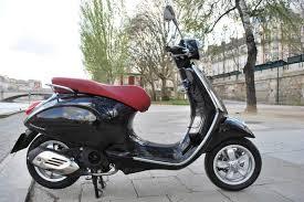 scooter Vespa Primavera 2014