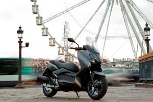 fiche technique xmax 125 evolis 125 shopping scooter. Black Bedroom Furniture Sets. Home Design Ideas
