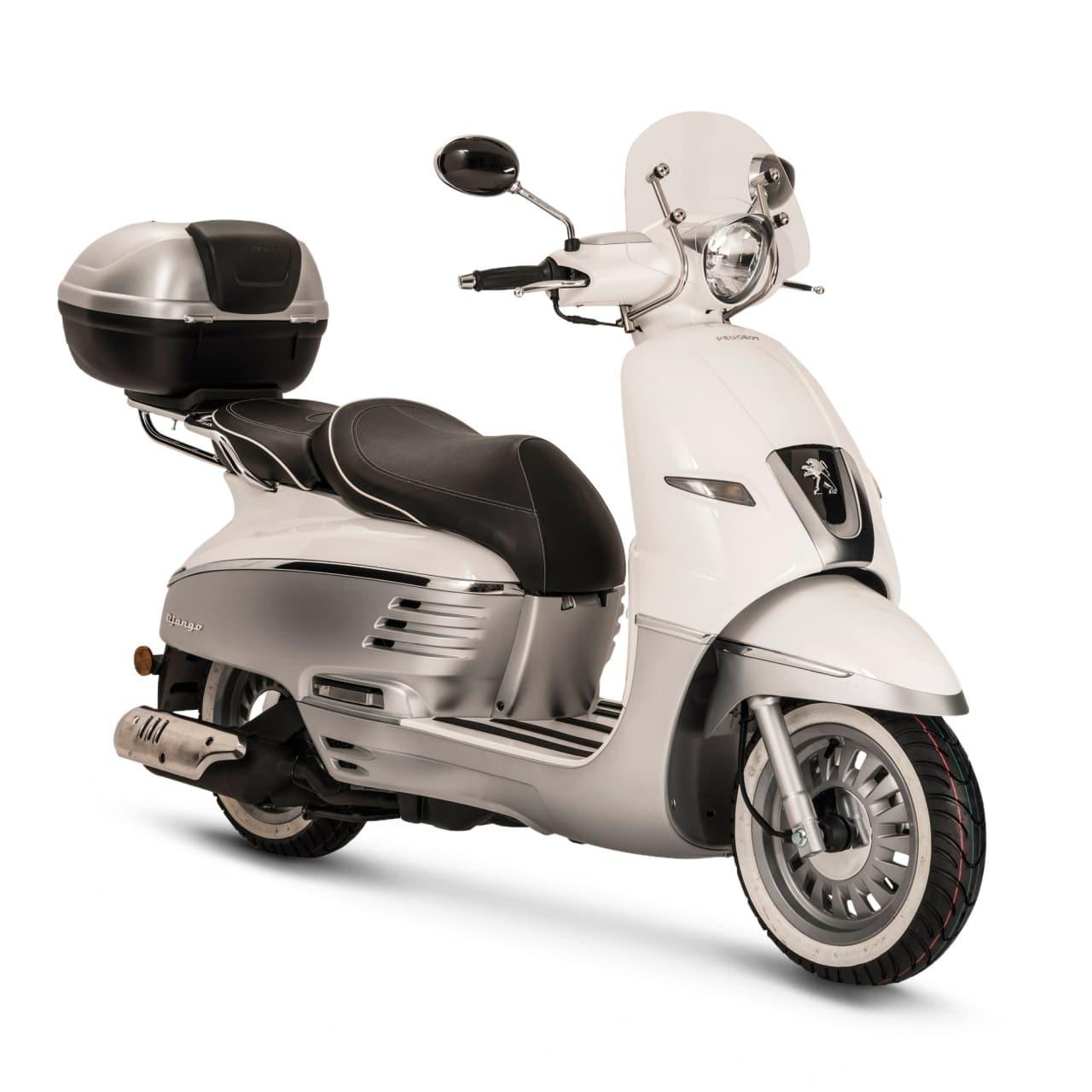 le mod le peugeot 2014 django 125 shopping scooter. Black Bedroom Furniture Sets. Home Design Ideas