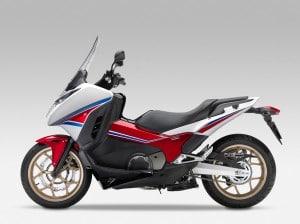 scooter honda 750 integra