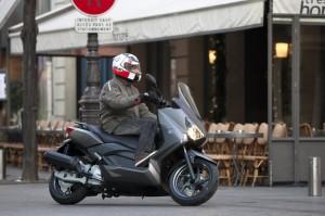 scooter yamaha-x-max-125